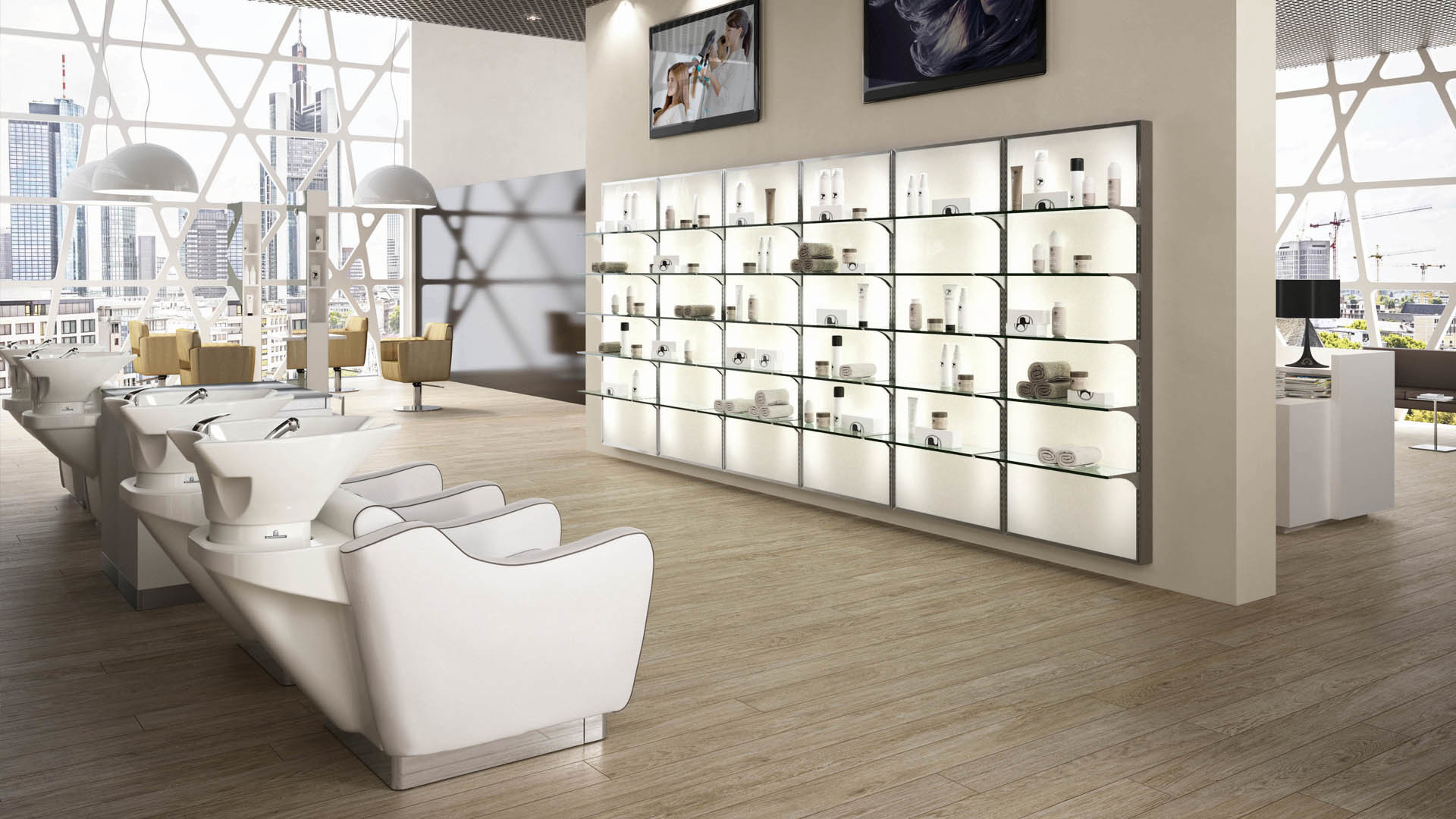 PIETRANERA SRL- Salon Equipment, Hairdressing Furniture Made ...