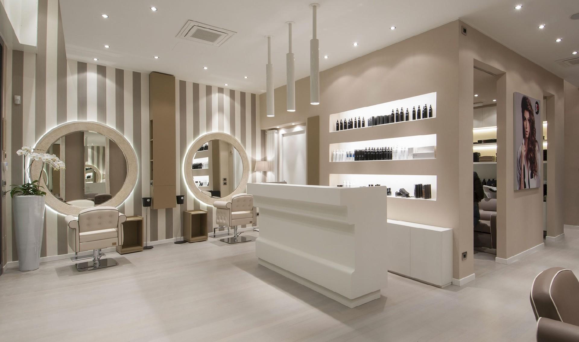 PIETRANERA SRL- Friseureinrichtung und Friseurbedarf, Salondesign ...