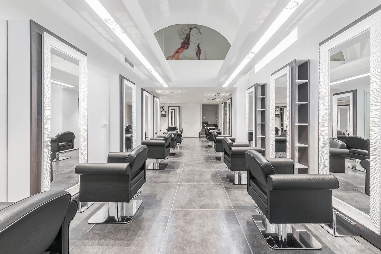 Performance design for your salon
